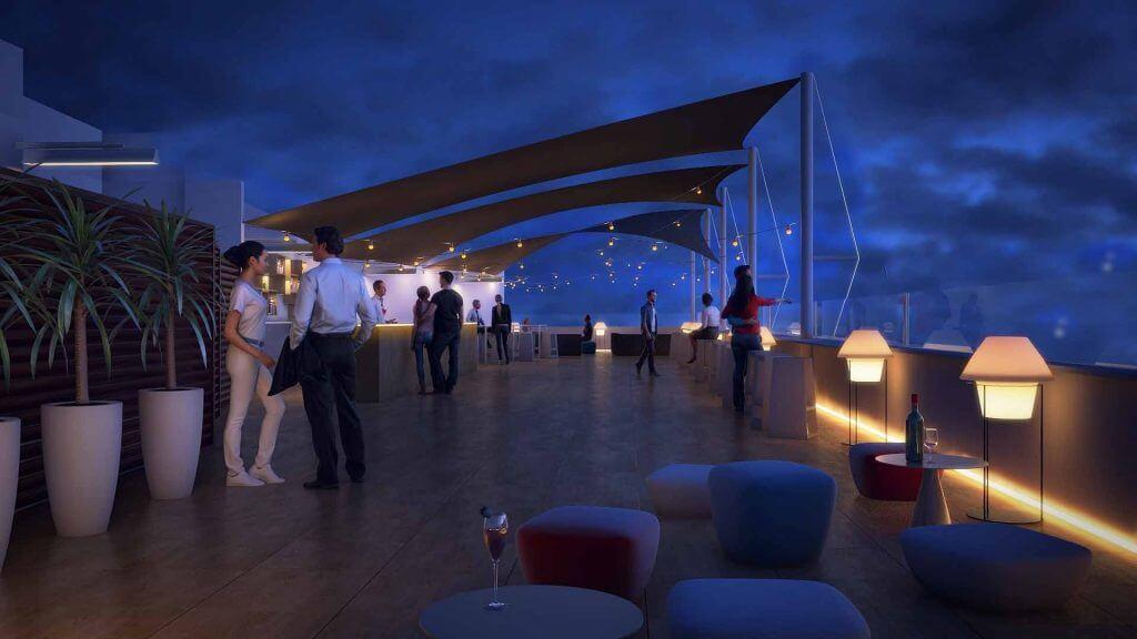 sty terrasse cafe del mar barcelona