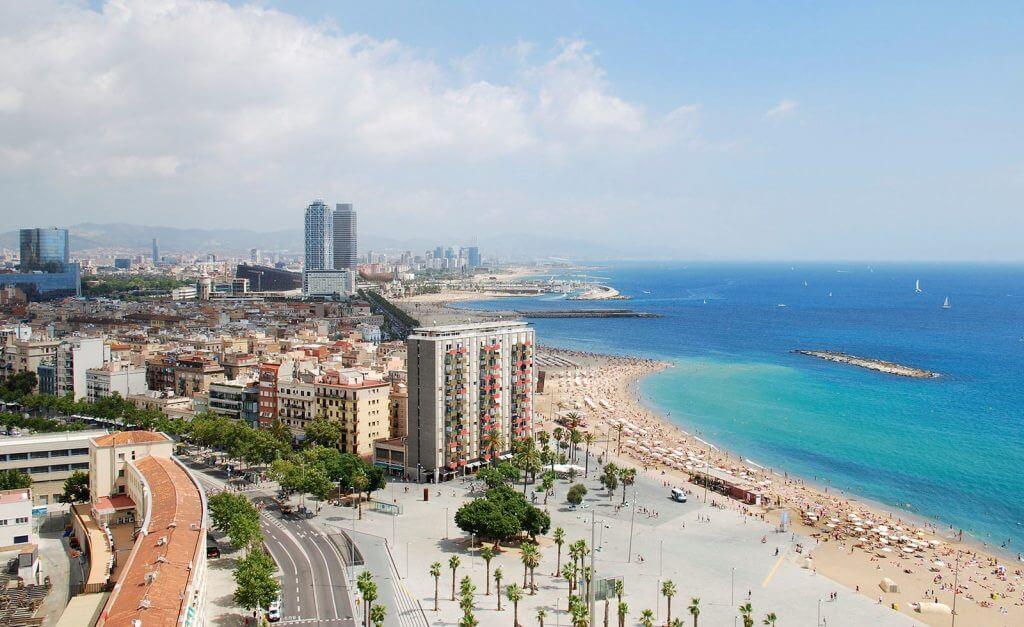 tourisme evg barcelone