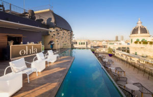 Rooftop Oh La pour votre EVG à Barcelone