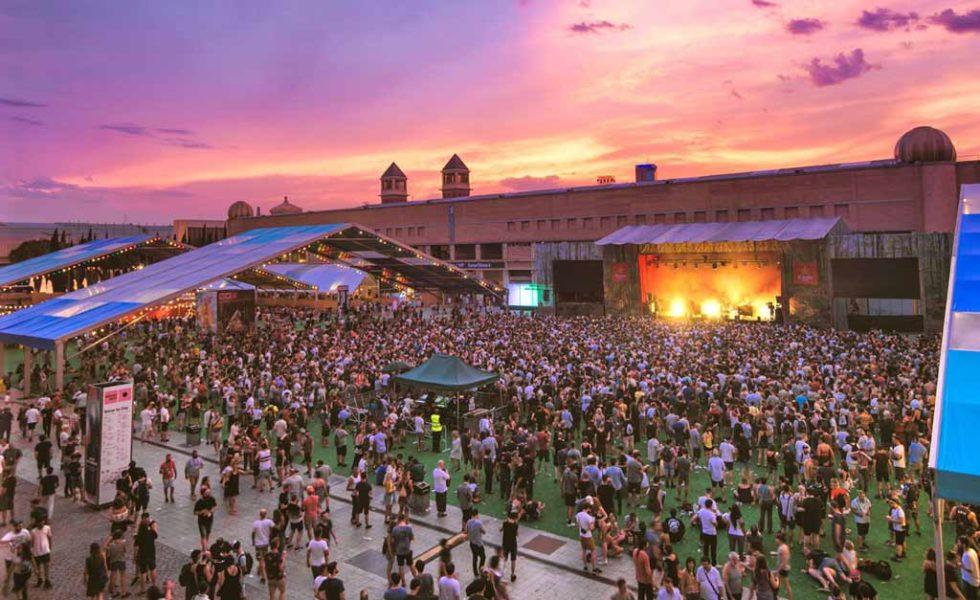 Festivals à Barcelone