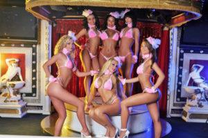 Sex Show à Barcelone au Bagdad