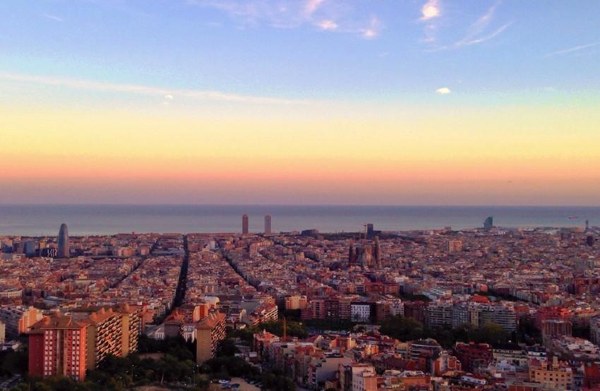Découvrez Barcelone depuis le bunker de carmel