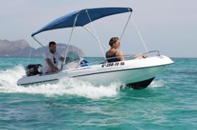 activités evjf bateaux sans permis barcelone