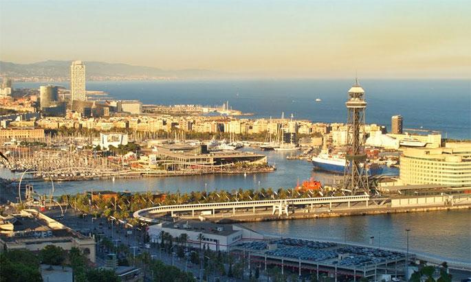 balade e-bike evjf barcelone