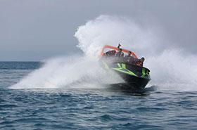 activité evg speed boat barcelone