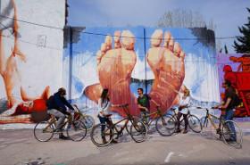 activité evg barcelone street art