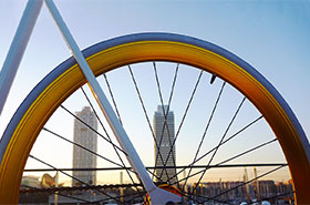 barcelone a vélo