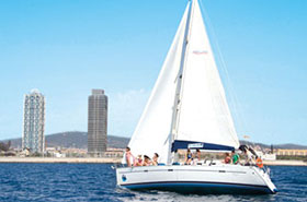 activités evjf catamaran