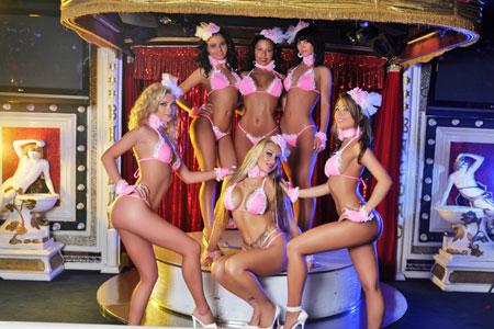 Секс шоу барселона