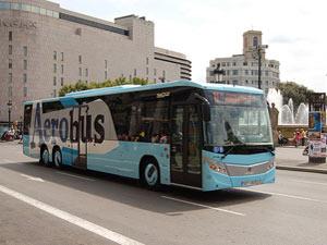 aerobus evjf barcelone