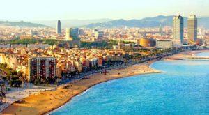 Barcelone : ville parfaite EVG