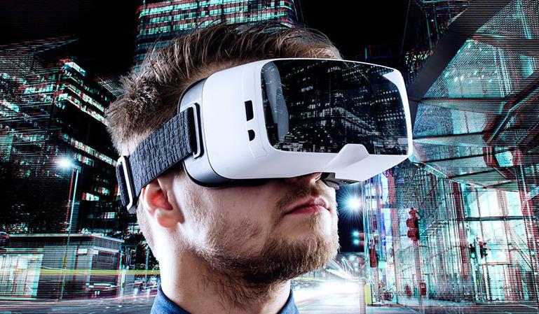 Activité réalité virtuelle en EVG à Barcelone